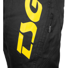TSG Skillz Shorts, black/yellow